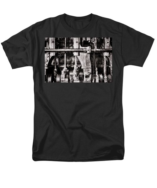 Steam Engine T-Shirt by Olivier Le Queinec