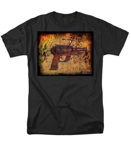 Steampunk - Gun - Ray Gun T-Shirt by Paul Ward