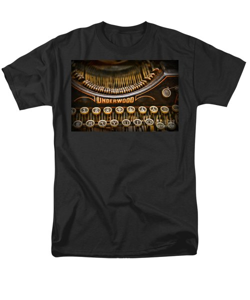 Steampunk - Typewriter - Underwood T-Shirt by Paul Ward