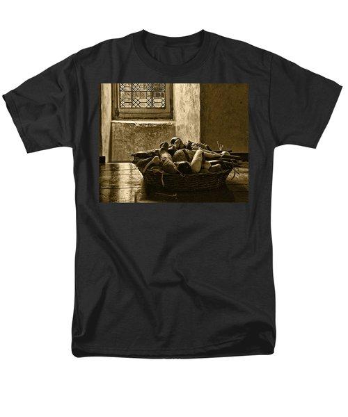 Still Life at Chenonceau T-Shirt by Nikolyn McDonald