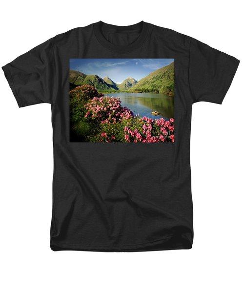 Stillness of the Mountain T-Shirt by Edmund Nagele