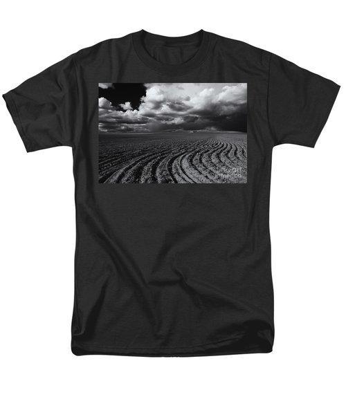 Storm Path T-Shirt by Mike  Dawson