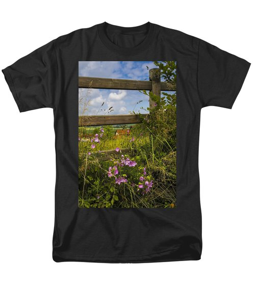 Summer Breeze T-Shirt by Debra and Dave Vanderlaan