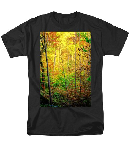 Sunlights Warmth T-Shirt by Frozen in Time Fine Art Photography