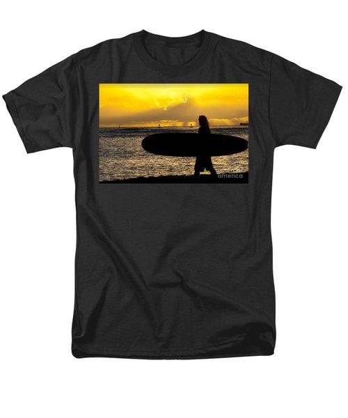 Surfer Dude T-Shirt by Juli Scalzi