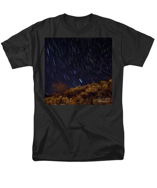 Surprise Trailhead Startrails T-Shirt by Benjamin Reed