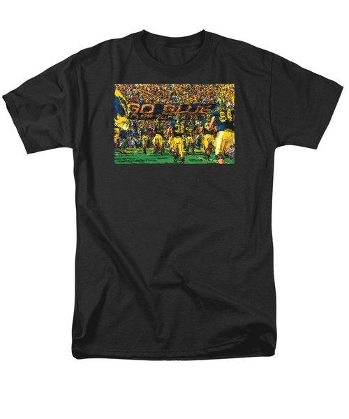Take The Field Men's T-Shirt  (Regular Fit) by John Farr