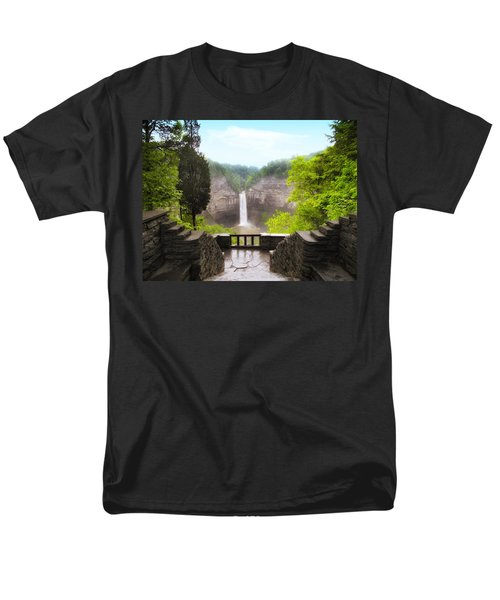 Taughannock Falls T-Shirt by Jessica Jenney