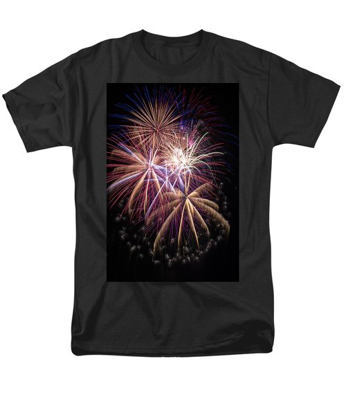 The beauty of fireworks T-Shirt by Garry Gay