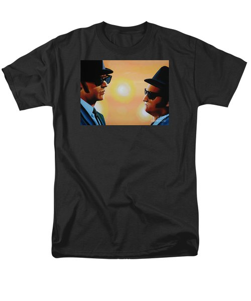 The Blues Brothers Men's T-Shirt  (Regular Fit) by Paul Meijering