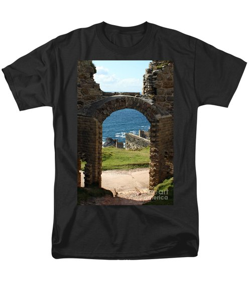 The Crowns of Cornwall T-Shirt by Terri  Waters