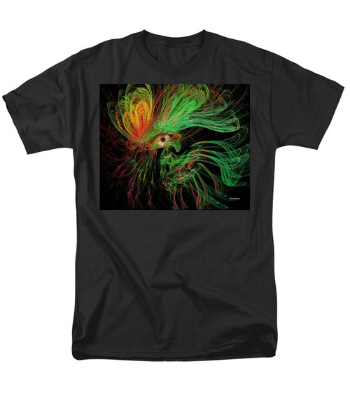 The Eye of the Medusa T-Shirt by Angela A Stanton