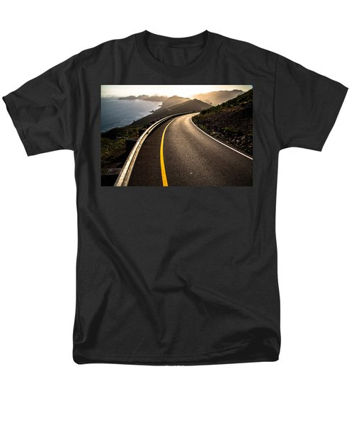 The Long and Winding Road T-Shirt by John Daly