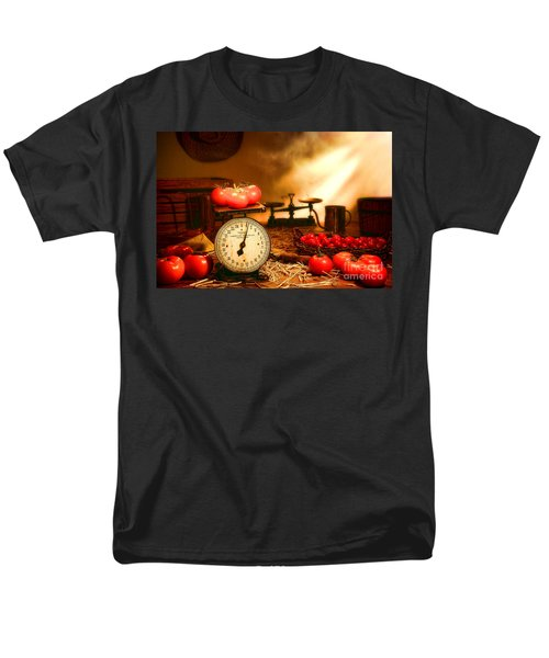 The Old Tomato Farm Stand T-Shirt by Olivier Le Queinec