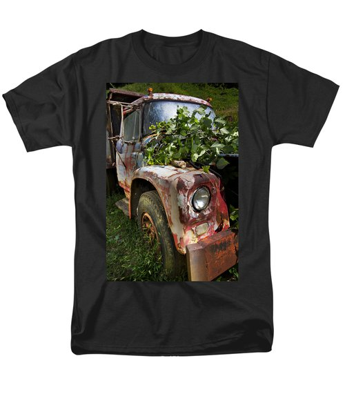The Old Truck T-Shirt by Debra and Dave Vanderlaan