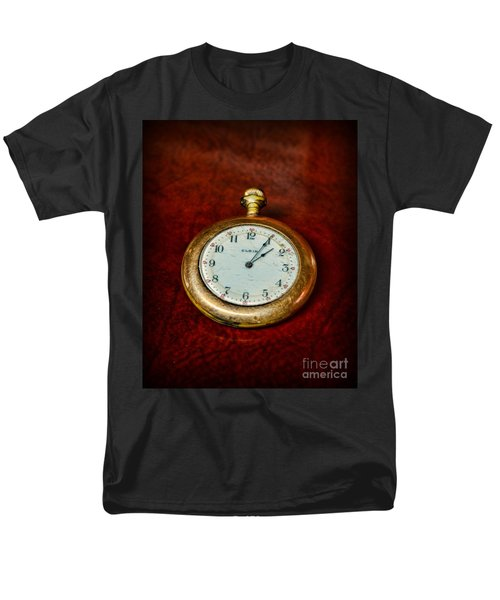 The Pocket Watch T-Shirt by Paul Ward