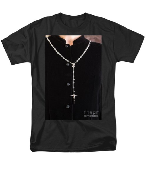 The Rosary T-Shirt by Edward Fielding