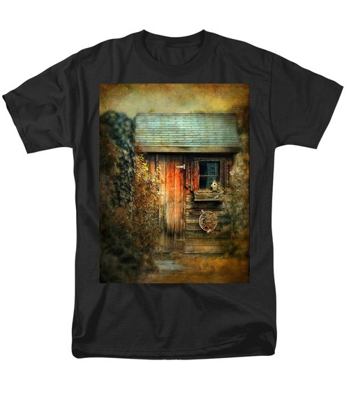 The Shed T-Shirt by Jessica Jenney