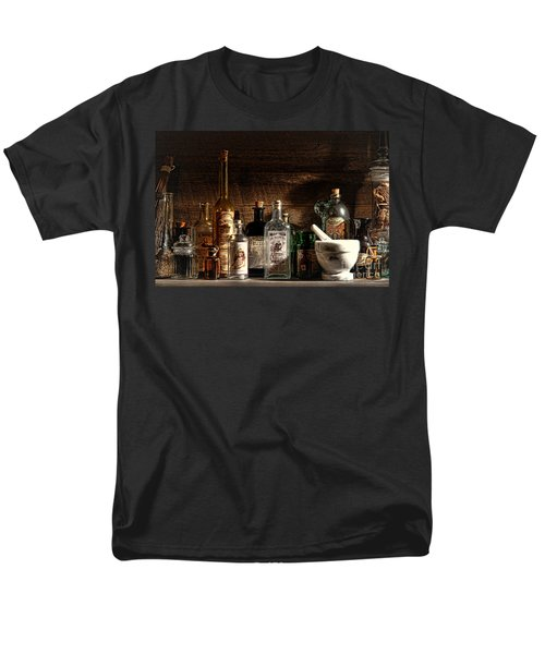 The Snake Oil Shop T-Shirt by Olivier Le Queinec