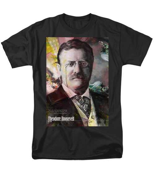 Theodore Roosevelt T-Shirt by Corporate Art Task Force