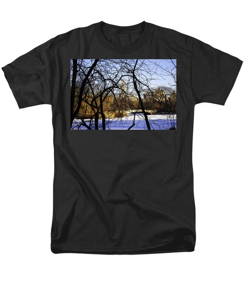 Through The Branches 3 - Central Park - NYC T-Shirt by Madeline Ellis