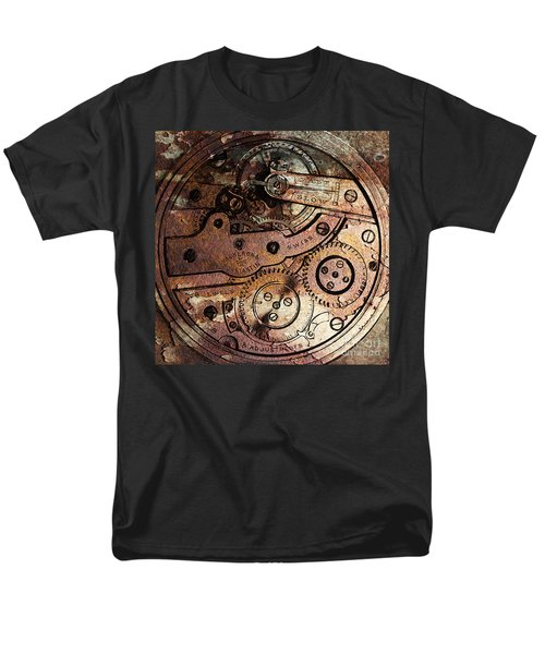 Time In Abstract 20130605rust Square T-Shirt by Wingsdomain Art and Photography