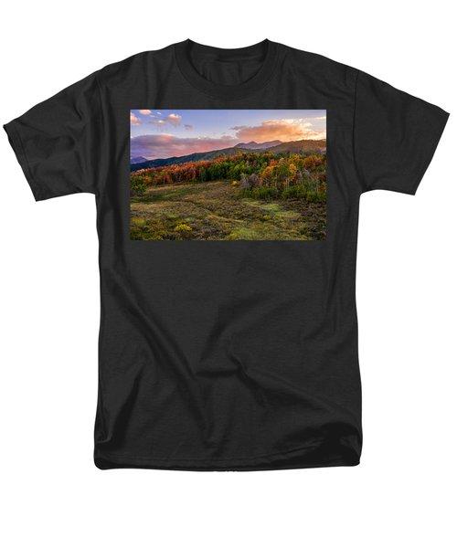 Timp Fall Glow T-Shirt by Chad Dutson