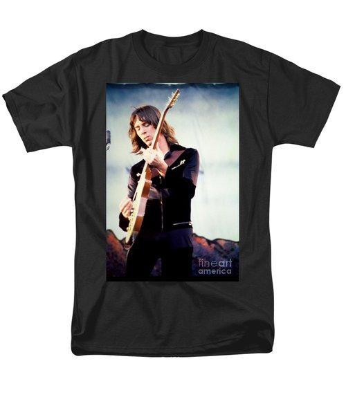 Tom Scholz of Boston-Day on the Green 1 in Oakland Ca 5-6-79 1st Release T-Shirt by Daniel Larsen