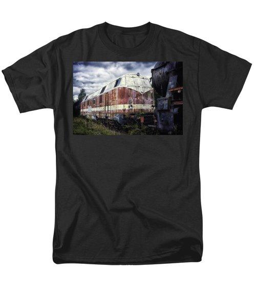 Train Memories T-Shirt by Mountain Dreams