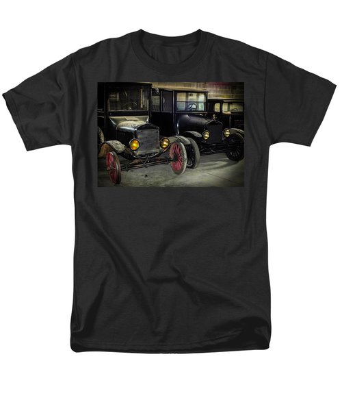 TREADS of TIME T-Shirt by KAREN WILES