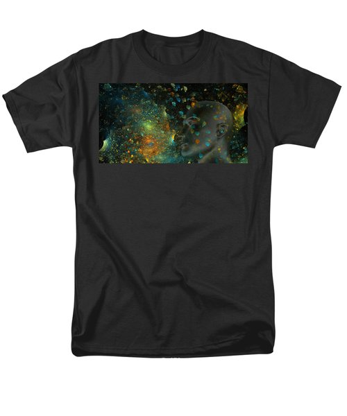 Universal Mind T-Shirt by Betsy C  Knapp