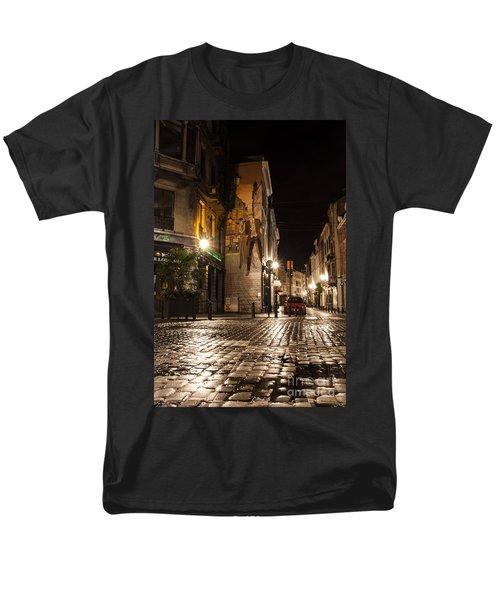 Victor Sackville in the Dark T-Shirt by Juli Scalzi