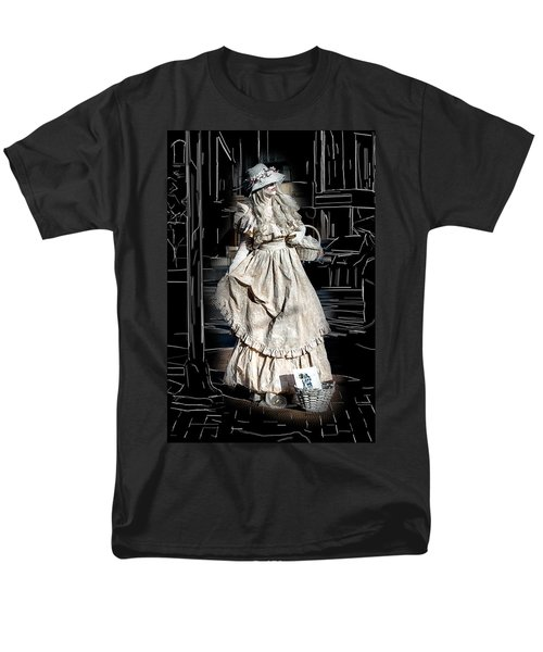 Victorian Lady T-Shirt by John Haldane