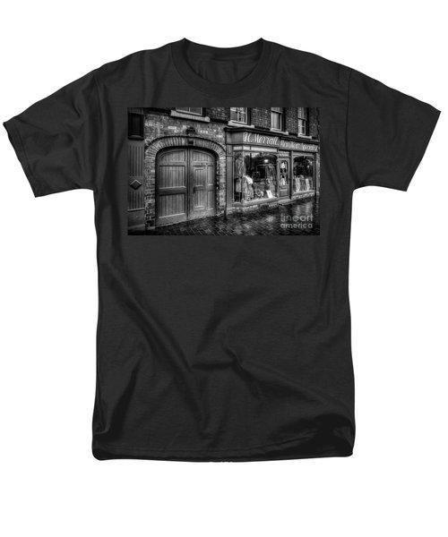 Victorian Menswear T-Shirt by Adrian Evans