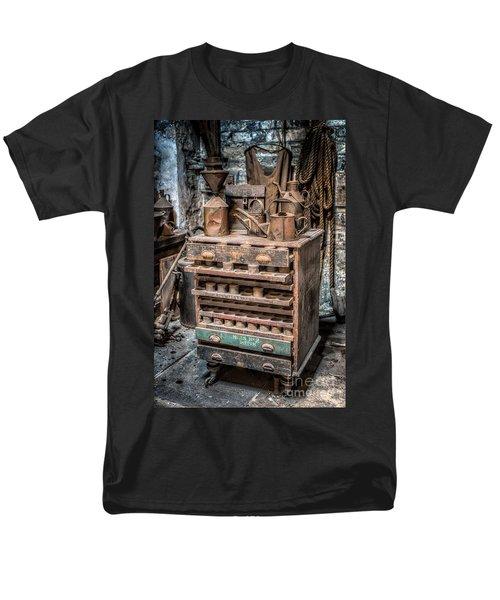 Victorian Workshop T-Shirt by Adrian Evans
