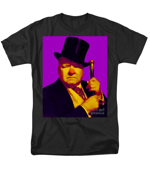 W C Fields 20130217m30 T-Shirt by Wingsdomain Art and Photography