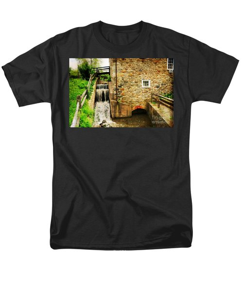 Wagner Grist Mill T-Shirt by Paul Ward
