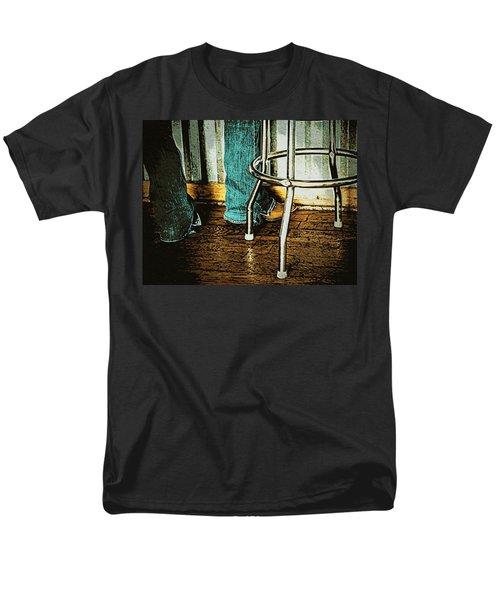 Waiting Waitress  T-Shirt by Chris Berry
