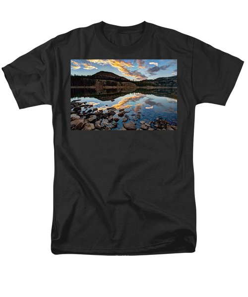Wall Reflection T-Shirt by Chad Dutson