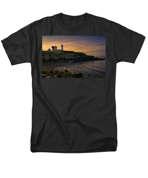Warm Nubble Dawn T-Shirt by Joan Carroll