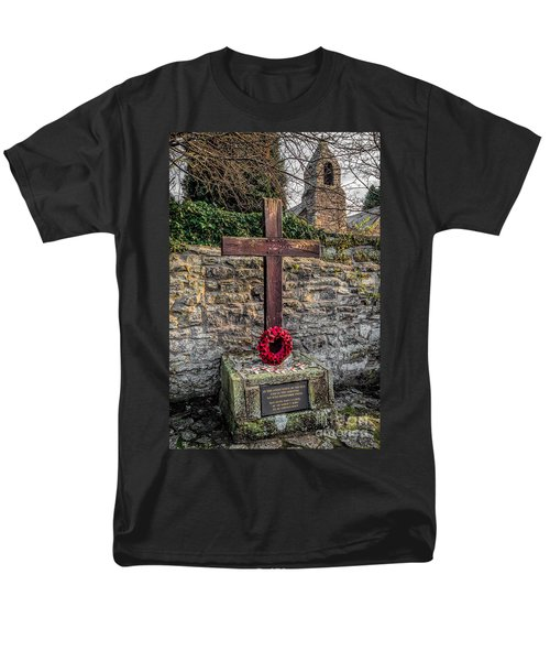 We Will Remember T-Shirt by Adrian Evans