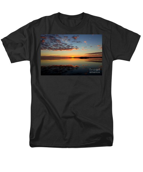 WHEN HEAVEN BLANKETS the EARTH T-Shirt by KAREN WILES