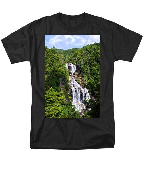 Whitewater Falls T-Shirt by Susan Leggett