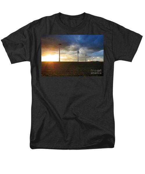 Wind and Sun T-Shirt by Olivier Le Queinec