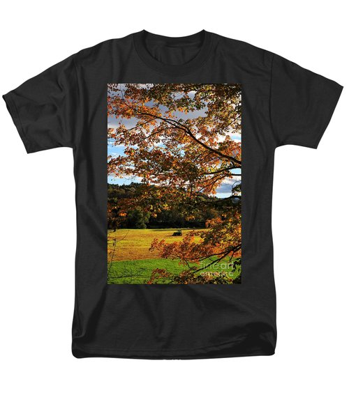 Woodstock Vermont T-Shirt by Edward Fielding