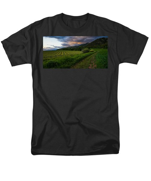 Wyoming Pastures T-Shirt by Chad Dutson