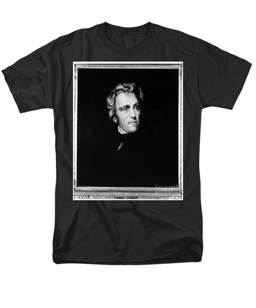 Andrew Jackson, 7th American President T-Shirt by Photo Researchers
