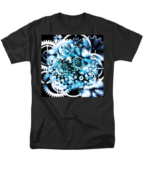 gears wheels design  T-Shirt by Setsiri Silapasuwanchai