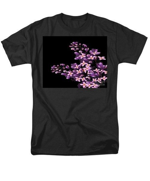 Lilacs T-Shirt by Cheryl Young