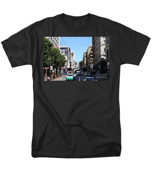 Stockton Street Tunnel in San Francisco T-Shirt by Wingsdomain Art and Photography